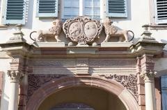 Ancien Hôtel du Préteur Royal -  Sélestat 1