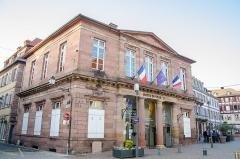 Hôtel de ville -  Cette mairie fut construite au XVIIIe siècle, dont le style néo-classique rappelle les édifices grecs, n'a jamais été très aimé de la populace. Il a été construit à la suite d'un fait assez peu commun. L'ancien hôtel de ville s'est effondré pendant le Carnaval de 1778. Cela a fait couler beaucoup d'encre et siffler les oreilles de l'époque.