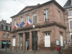 Hôtel de ville - English: Hôtel de ville de Sélestat, France