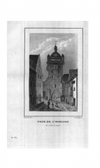 Tour dite Tour Neuve ou Tour de l'Horloge - This picture as been uploaded as part of L'Été des régions Wikipédia.