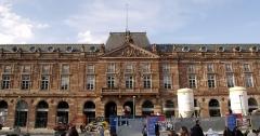 Bâtiment de l'Aubette - Français:   L\'Aubette de Strasbourg