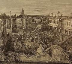 Citadelle et abords -  la citadelle de Strasbourg