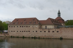 Ancienne commanderie Saint-Jean -  ENA @ Ponts Couverts @ Strasbourg