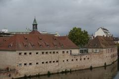 Ancienne commanderie Saint-Jean -  ENA @ Rooftop @ Barrage Vauban @ Strasbourg