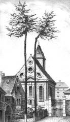 Eglise protestante Sainte-Aurélie - Français:   Eglise Sainte-Aurélie de Strasbourg