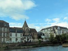Eglise Saint-Etienne -  Collège Episcopal Saint-Etienne Strasbourg