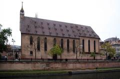 Eglise catholique Saint-Jean-Baptiste -  Strasbourg - Eglise Saint-Jean
