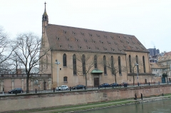 Eglise catholique Saint-Jean-Baptiste -  Strasbourg