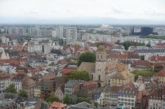 Eglise Sainte-Madeleine -  Observatory @ Cathédrale Notre-Dame de Strasbourg @ Strasbourg