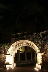 Restes de l'enceinte du Moyen Age -  Porte à la Krutenau