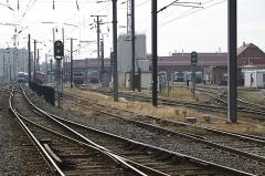 Gare ferroviaire centrale - Dépôt SNCF de Strasbourg