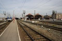 Gare ferroviaire centrale - Gare de Strasbourg