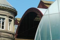 Gare ferroviaire centrale - English:   Strasbourg\'s train station