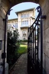 Ancien hôtel Schützenberger - English: author: CABRERA BLÁZQUEZ, Francisco Javier