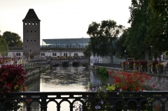 Grande écluse de fortification dite barrage Vauban et ses abords fortifiés -  2018-08-24 Strasbourg (28)