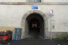 Grande écluse de fortification dite barrage Vauban et ses abords fortifiés -  Barrage Vauban @ Strasbourg