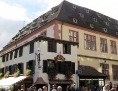 Anciennes Grandes Boucheries -  Altstadt Strasbourg, Restaurant Pfifferbriader