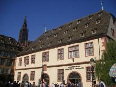Anciennes Grandes Boucheries -  Strasbourg - Museum