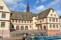 Anciennes Grandes Boucheries - English: Ancienne grande boucherie, ce superbe batiment alsacien est maintenant le musée racontant l'histoire de Strasbourg.