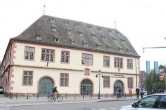 Anciennes Grandes Boucheries - English: Strasbourg, France  ستراسبورغ، فرنسا
