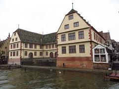 Anciennes Grandes Boucheries -  Musée historique de la ville de Strasbourg