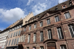 Ancien hôtel d'Andlau-Klinglin -  Strasbourg