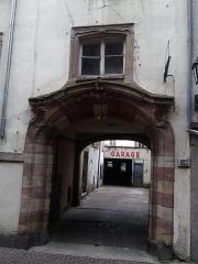 Ancien Hôtel de Gayling d'Altheim -  IMG_20130503_110513