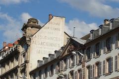 Ancien Hôtel de Neuwiller - English: 18th-century and 19th-century architecture in Strasbourg