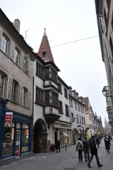 Ancien Hôtel des Zorn de Bulach -  120 Grand Rue