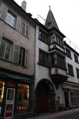 Ancien Hôtel des Zorn de Bulach -  Grand Rue - Strasbourg