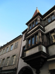 Ancien Hôtel des Zorn de Bulach -  Strasbourg