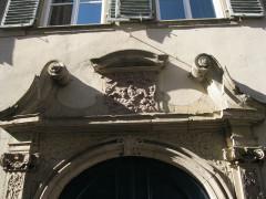 Maison -  Porte, Strasbourg