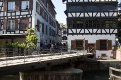 Maison -  La Petite France (Strasbourg - Bas-Rhin - France)