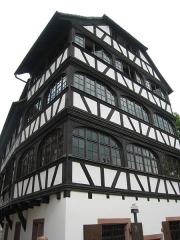 Maison -  Strasbourg, 1 rue des Moulins, 40 rue du Bain-aux-Plantes