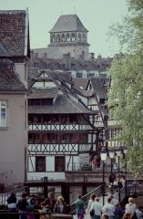 Maison des Tanneurs -  Alsace Strasbourg Petite France 041990