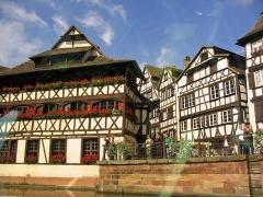 Maison des Tanneurs -  La Petite France, Strasbourg