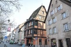 Maison -  27 Quai des Bateliers, Strasbourg, Alsace, France