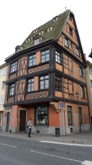 Maison -  Strasbourg en décembre