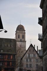 Maison -  Église Sainte-Madeleine de Strasbourg, Strasbourg, Alsace, France