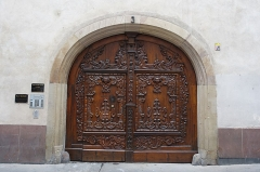 Maisons -  Door @ Strasbourg