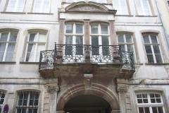 Maison - English: 11 rue des Juifs- (XIIIe-XVIIe s.)