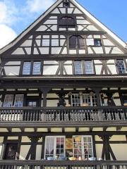 Maison -  Altstadt Straßburg