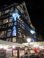 Maison -  Christmas market, Strasbourg