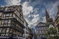 Maison -  Cathédrale de Notre-Dame de Strasbourg
