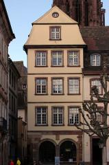 Maison - English: Strasbourg