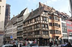 Maison -  Maison Bollinger, Strasbourg, Alsace, France