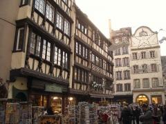 Maison -  Rue Mercière, 67000 Strasbourg, France