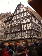 Immeubles -  Ancienne pharmacie du cerf, 67000 Strasbourg, France