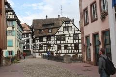 Immeuble - English: Strasbourg, France  ستراسبورغ، فرنسا