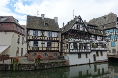Immeuble -  Petite France @ Grande Ile @ Strasbourg